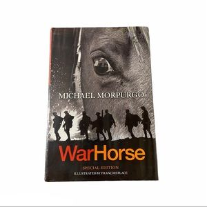 New WarHorse Book Special Edition